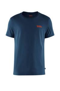 Fjällräven outdoor T-shirt donkerblauw, Donkerblauw