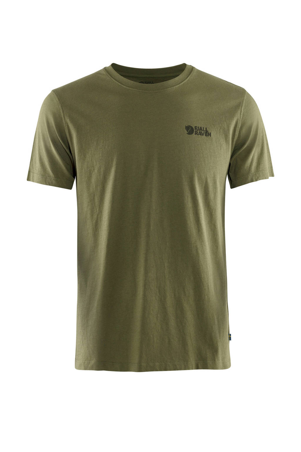 Fjällräven outdoor T-shirt olijfgroen, Olijfgroen
