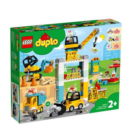 LEGO Duplo Tower Crane & Construction 10933