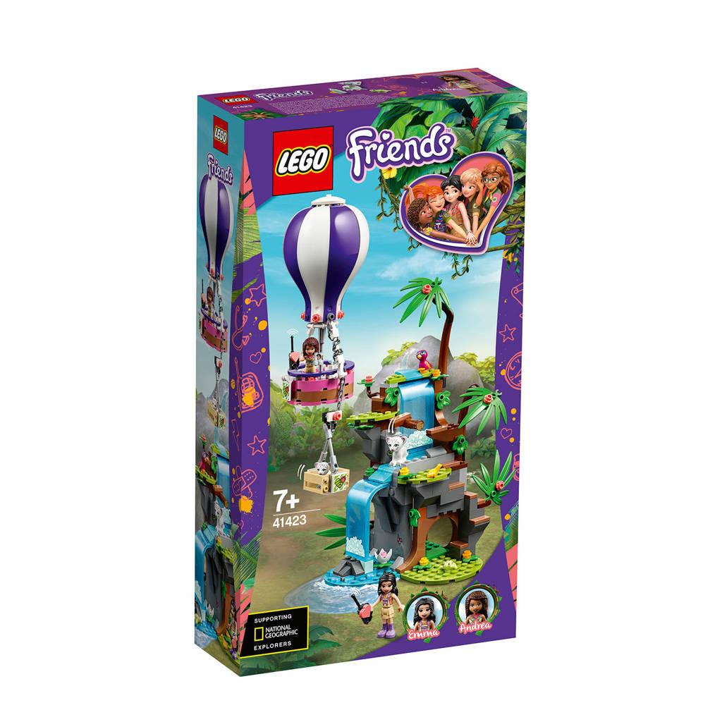 LEGO Friends Tijger heteluchtballon 41423