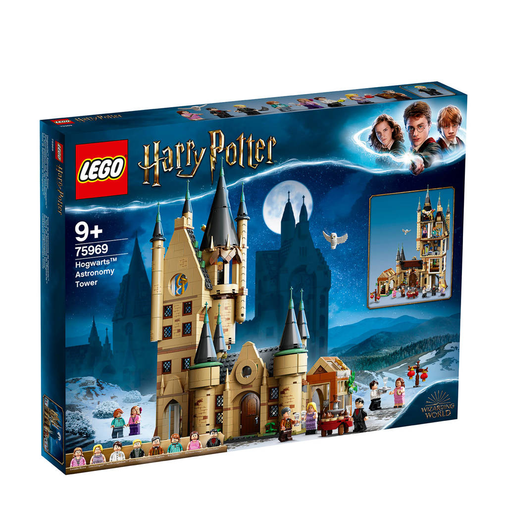 LEGO Harry Potter Hogwarts Astronomietoren 75969