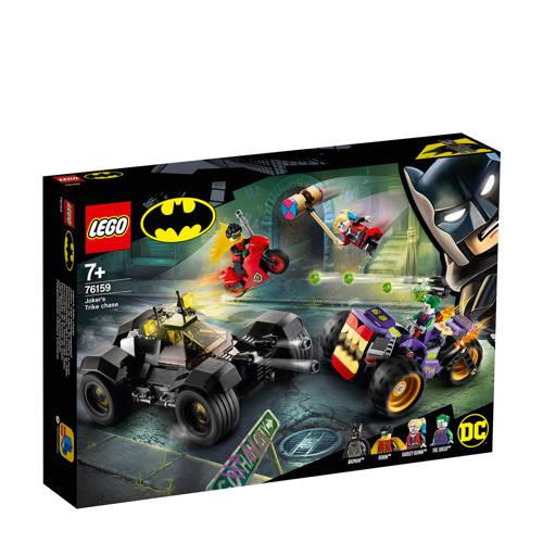 LEGO Super Heroes Joker???s Trike Achtervolging 76