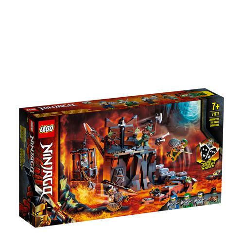 LEGO Ninjago Reis naar de Kerkers van Skull 71717