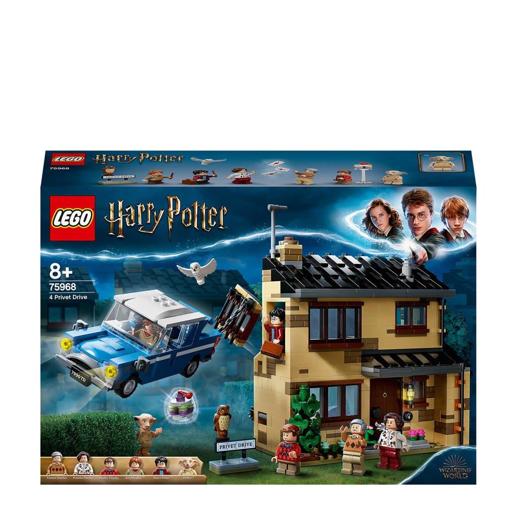 LEGO Harry Potter Ligusterlaan 4 75968