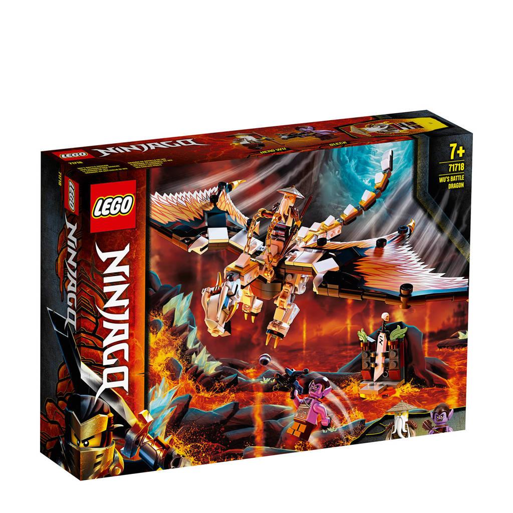 LEGO Ninjago Wu's Gevechtsdraak 71718