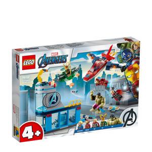 Avengers Wraak van Loki 76152