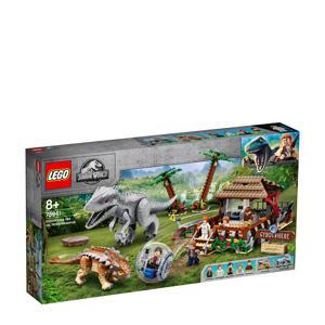 Indominus Rex VS Ankylosaurus 75941