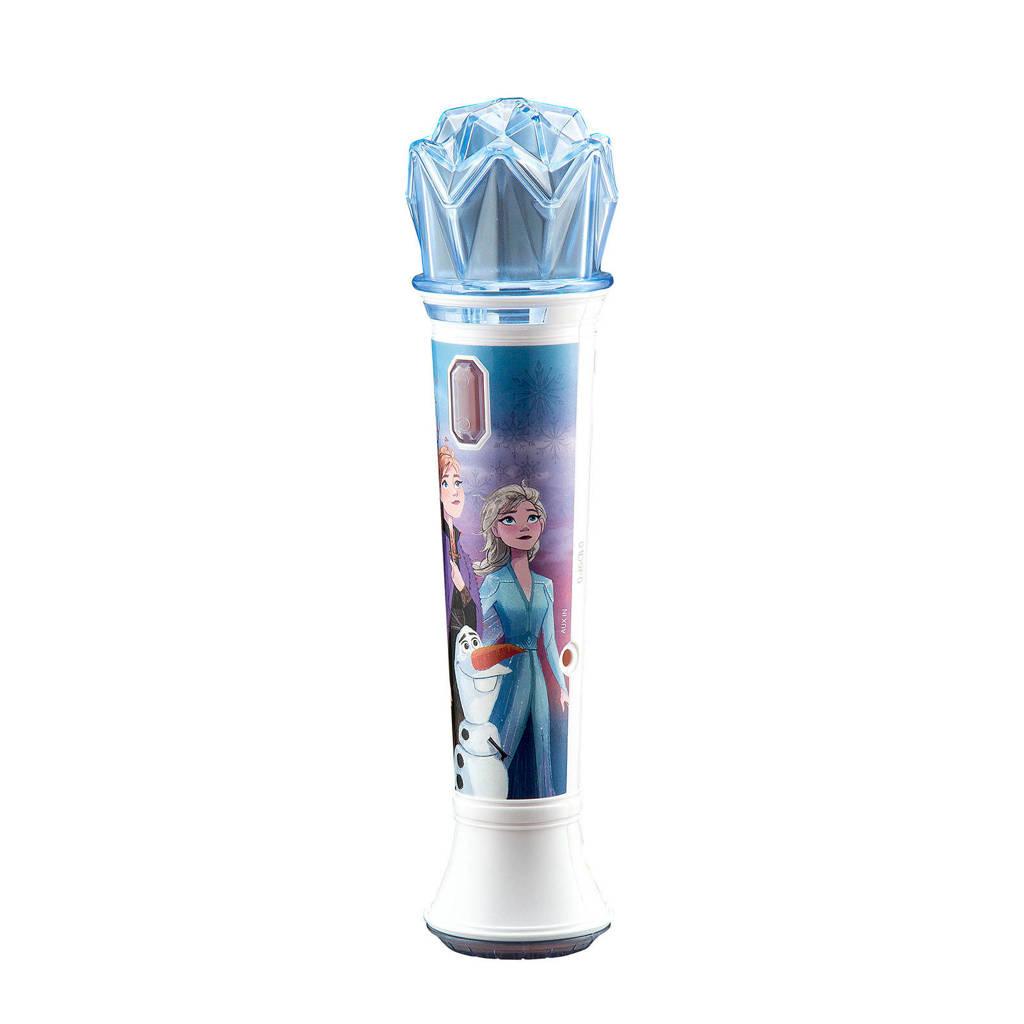 Disney Frozen 2 microfoon, Lichtblauw
