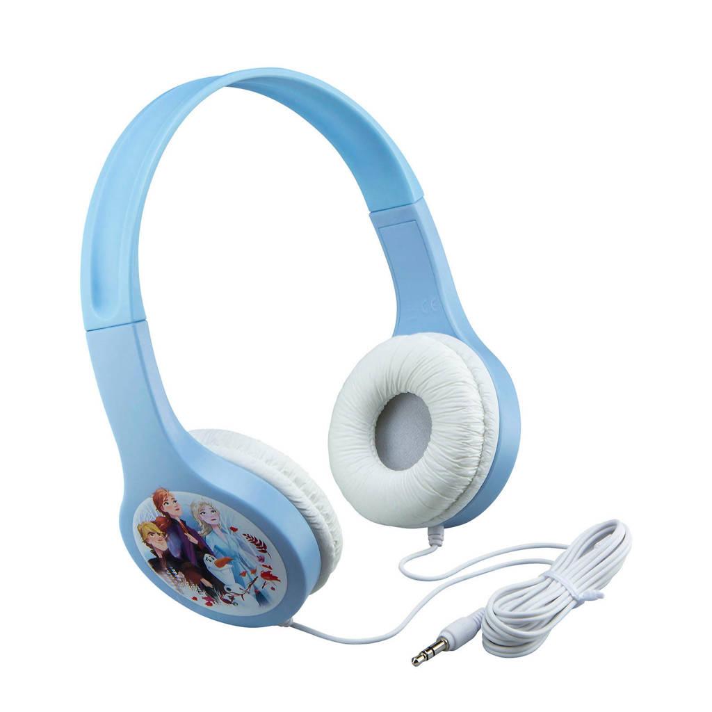 Disney Frozen 2  kinder hoofdtelefoon, Lichtblauw
