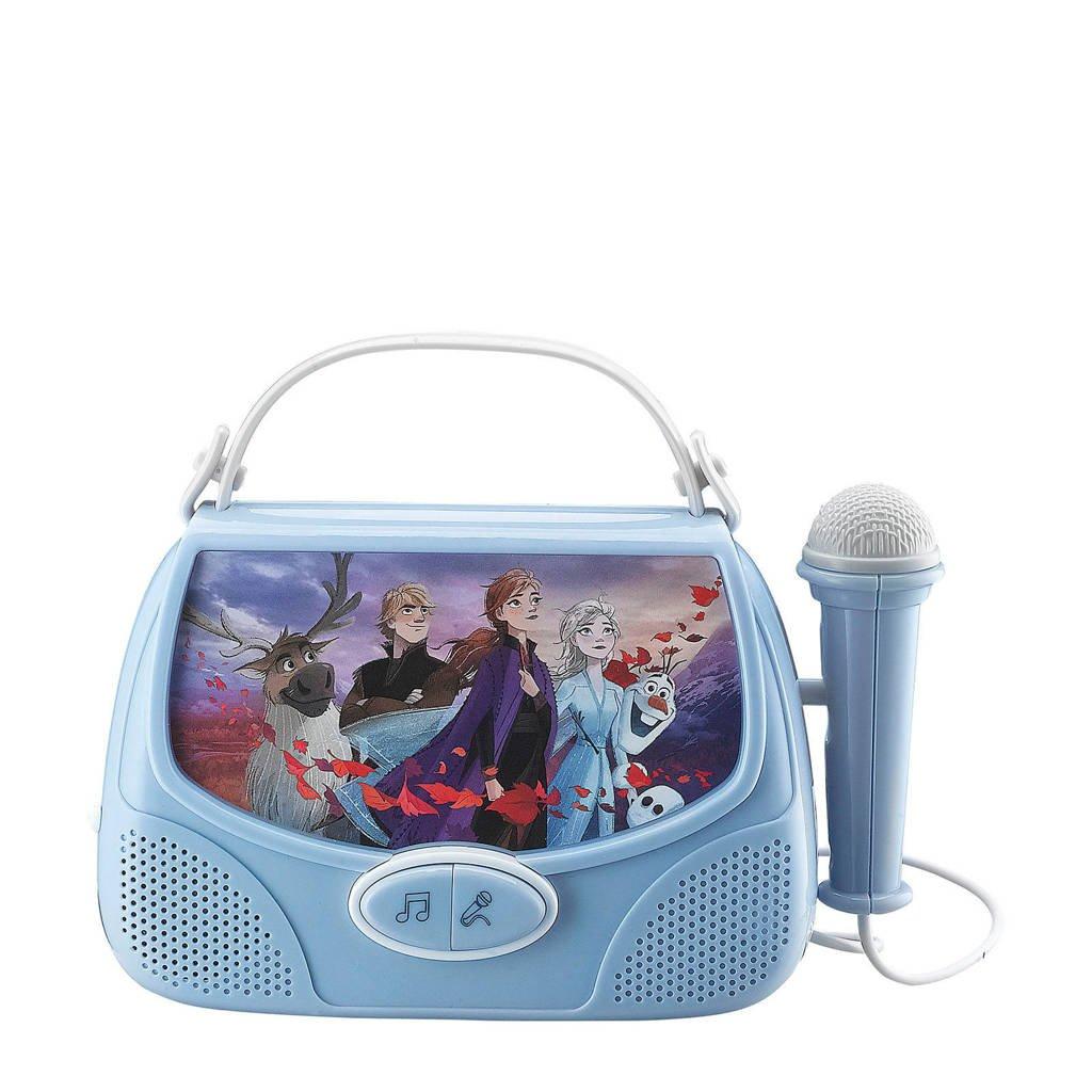 Disney Frozen 2 mini Karaoke systeem