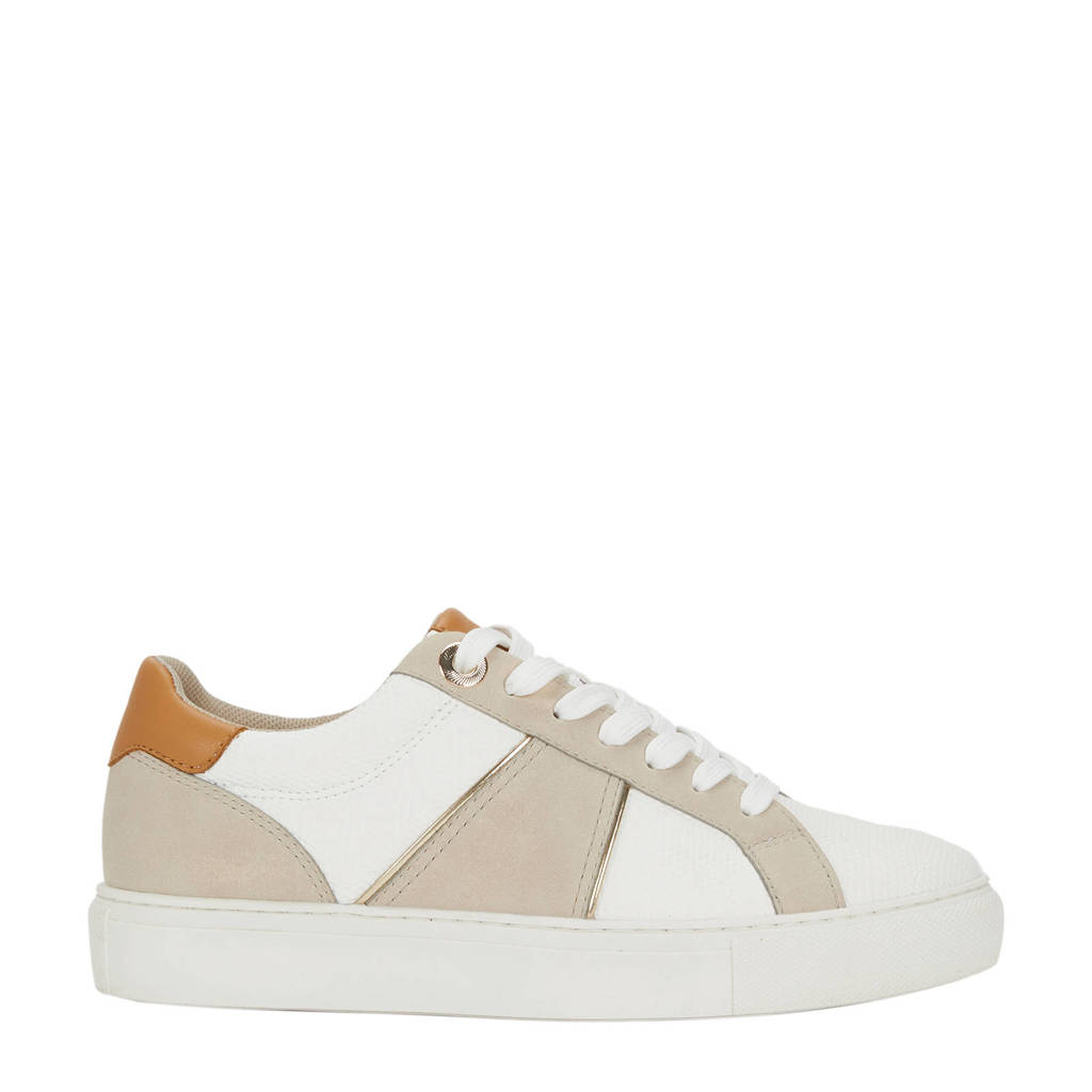 Parfois   sneakers wit/beige, Wit/beige/bruin