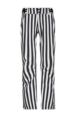 softshell skibroek Angle 20 zwart/wit