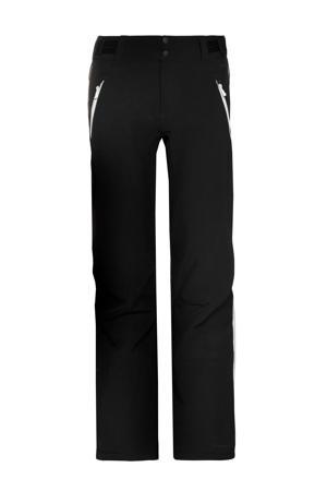 softshell skibroek Coco zwart/wit