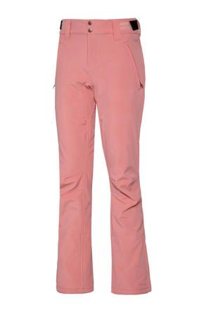 softshell skibroek Lole roze
