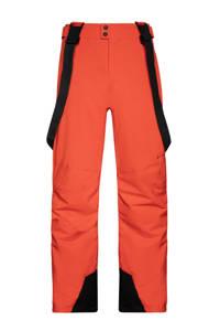 Protest skibroek Owens oranje, Oranje