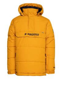 Protest ski-anorak Dylan Jr. geel, Geel