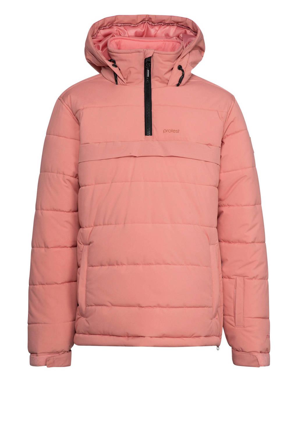 Protest ski-anorak Cloud Jr. roze, Roze