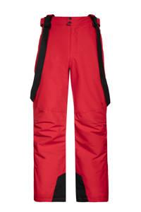 Protest skibroek Owens rood, Rood