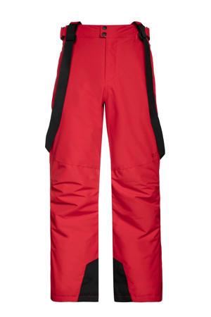 skibroek Owens rood