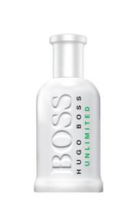 BOSS BOTTLED Unlimited eau de toilette - 50 ml