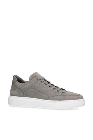 nubuck sneakers grijs