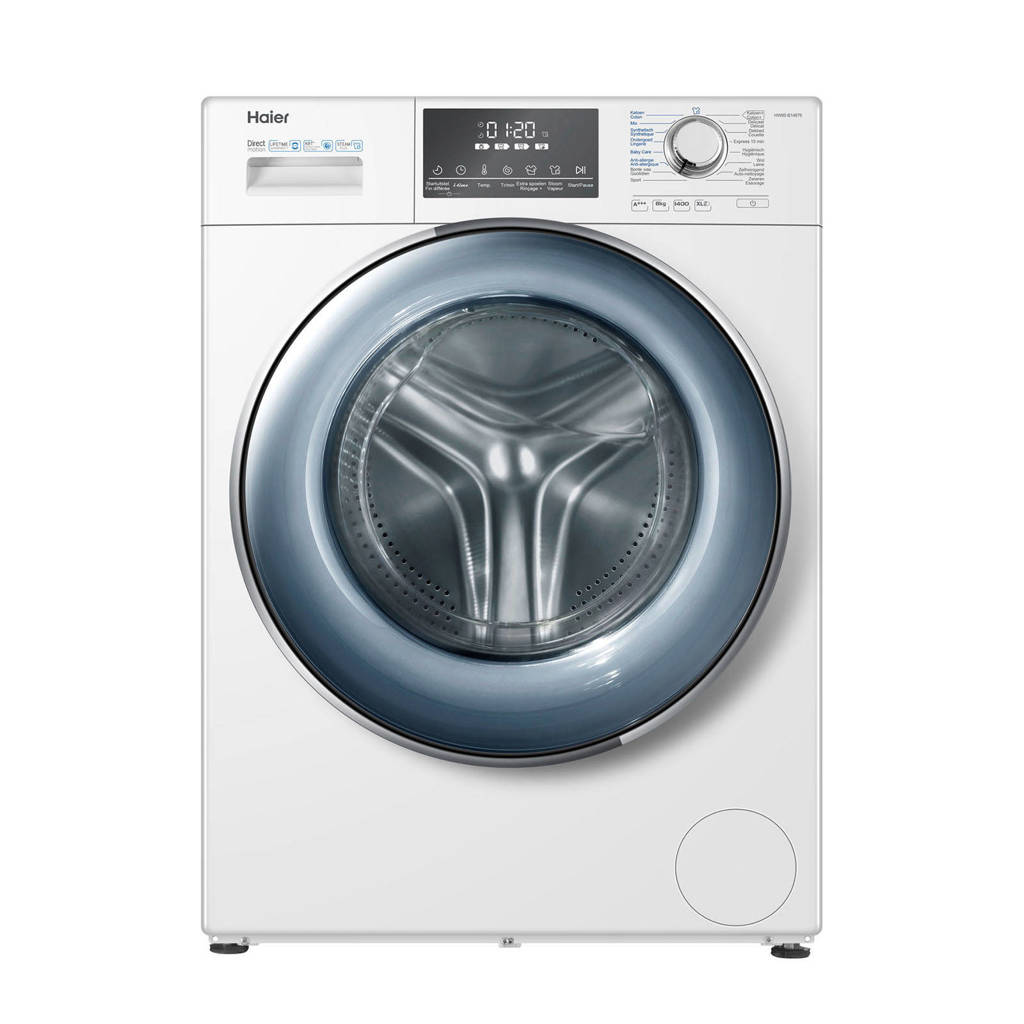 Haier HW80-B14876 wasmachine