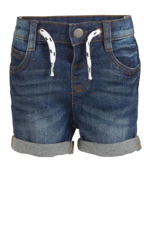 jeans bermuda dark denim