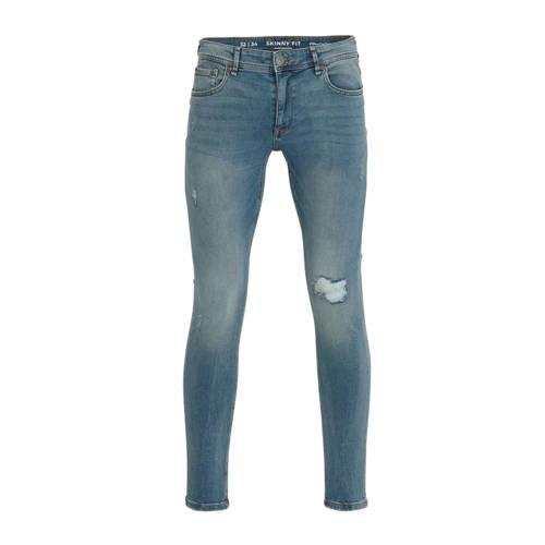 C&A Clockhouse skinny jeans blauw
