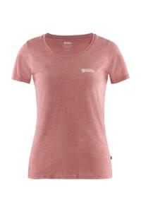 Fjällräven outdoor T-shirt oudroze, Oudroze