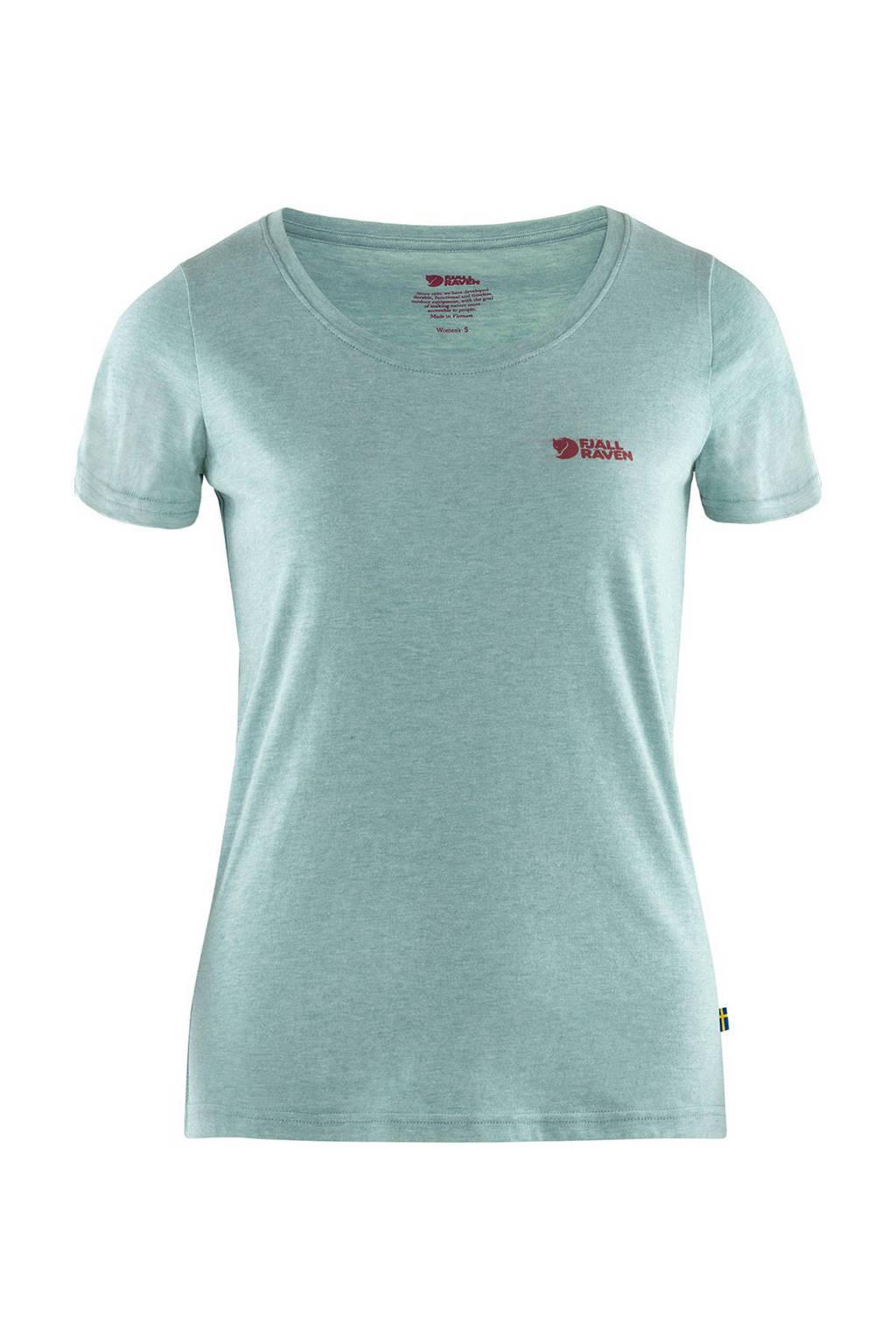 Fjällräven outdoor T-shirt lichtblauw, Lichtblauw