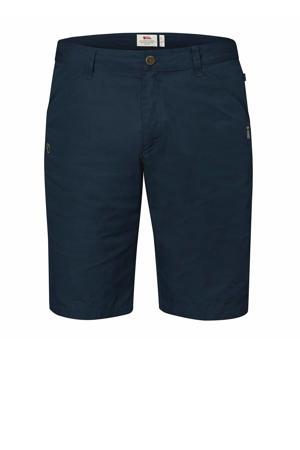 outdoor short High Coast donkerblauw