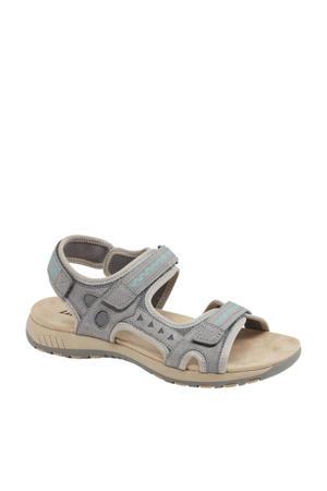 outdoor sandalen grijs