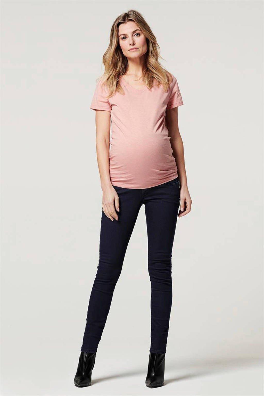 Noppies low waist skinny zwangerschapsjeans Avi dark denim, 32