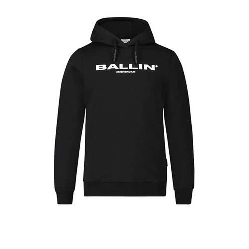Ballin Amsterdam Junior by Purewhite hoodie met lo