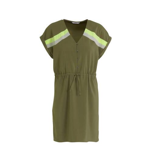 ONLY jurk Lena groen