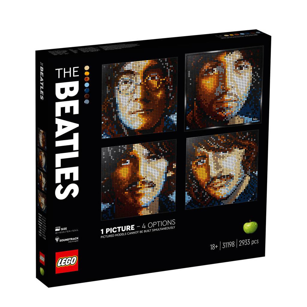 LEGO Art The Beatles 31198, Multi kleuren