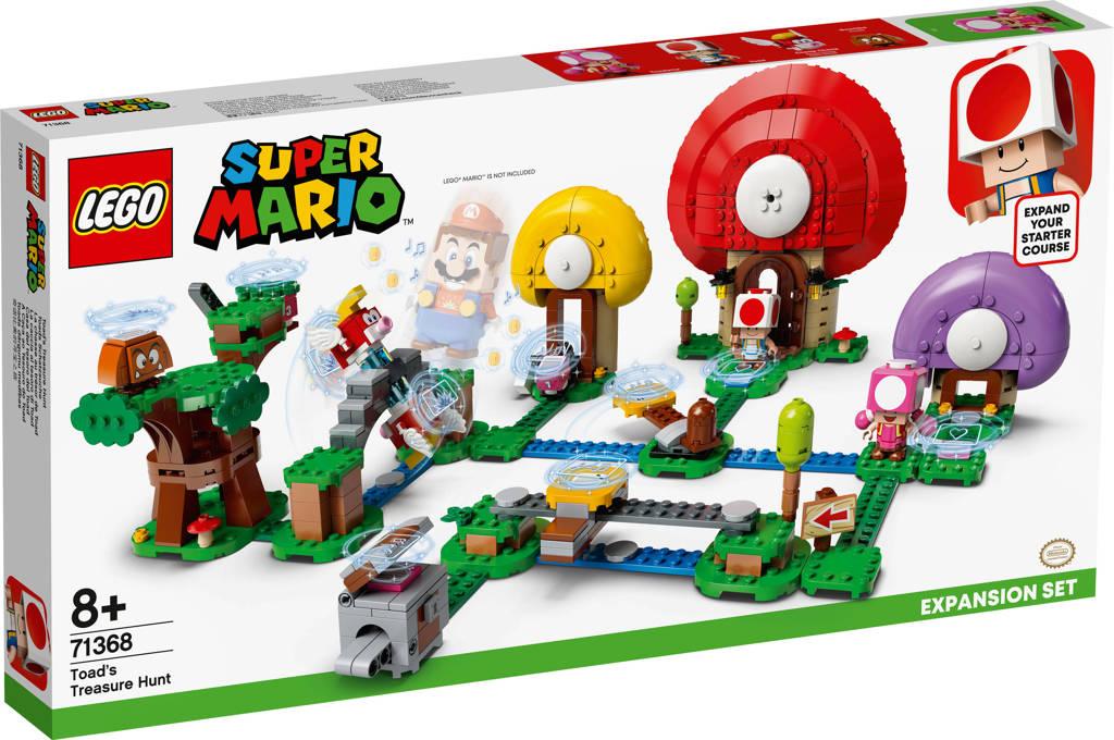LEGO Super Mario 71368, Multi kleuren