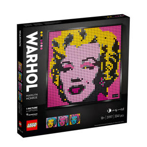 Andy Warhol's Marilyn Monroe 31197