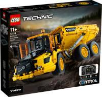 LEGO Technic Volvo 6x6 Truck met kieptrailer 42114, Multi kleuren