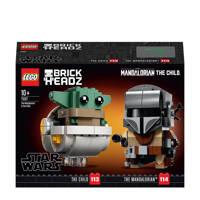 LEGO Star Wars De Mandalorian en het kind 75317