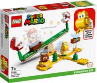 LEGO Super Mario Uitbreidingsset Piranha Plant-Powerslide 71365, Multi kleuren