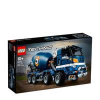 LEGO Technic Betonmixer 42112, Multi kleuren