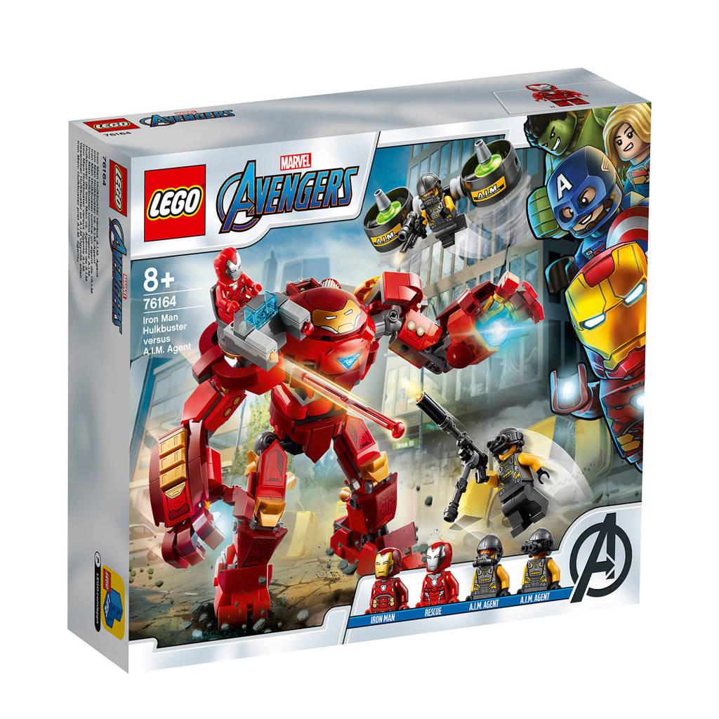LEGO Super Heroes Iron Man Hulkbuster versus A.I.M. Agent 76164, Multi kleuren