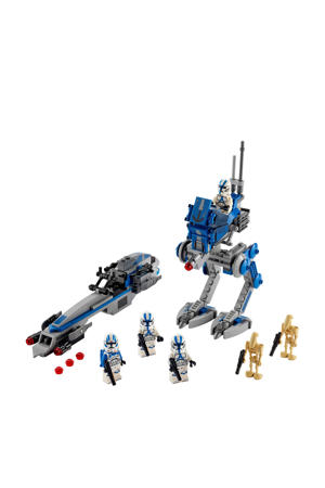 501st Legion Clone Troopers 75280
