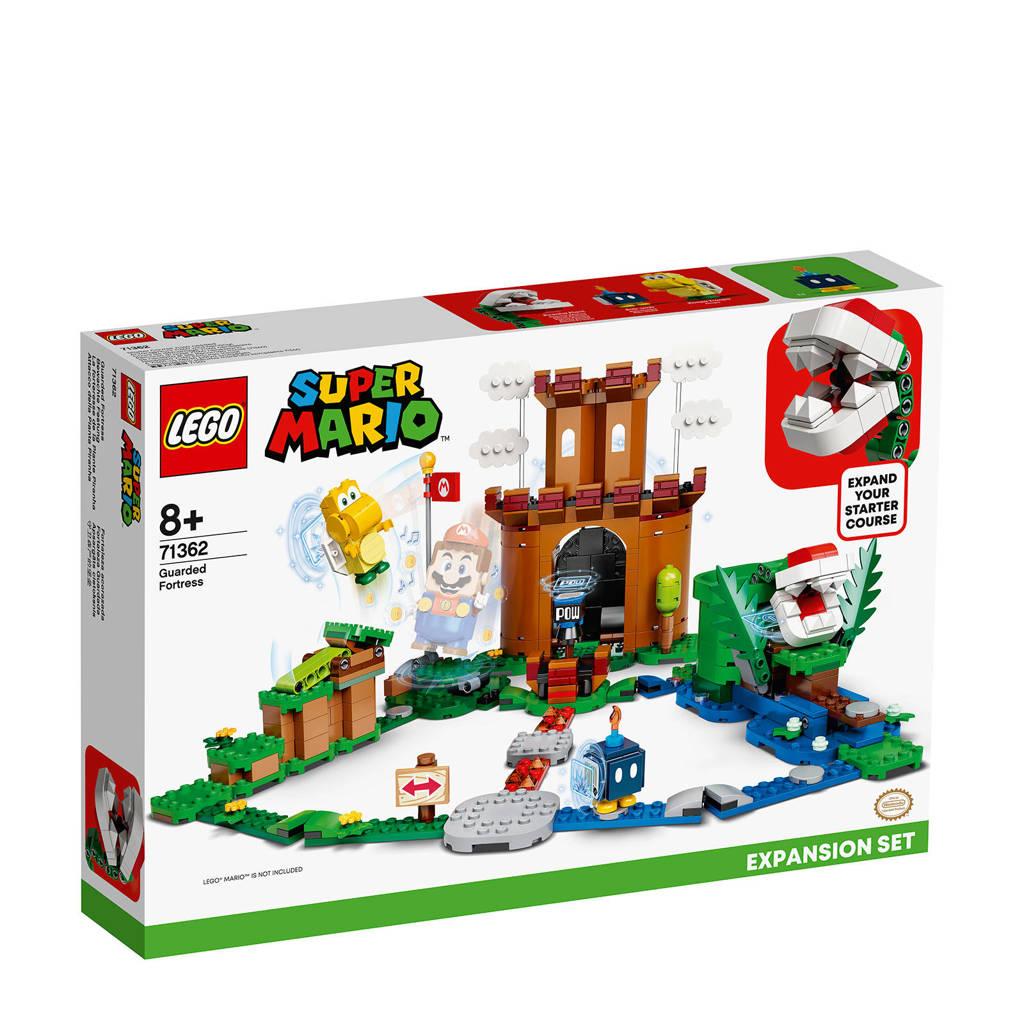 LEGO Super Mario Uitbreidingsset Guarded Fortress 71362, Multi kleuren