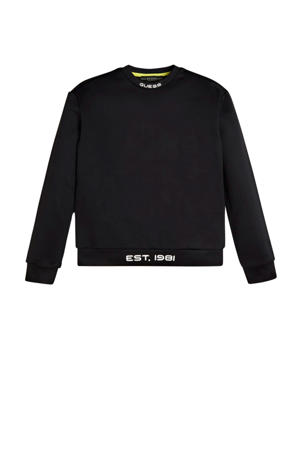sweater LS Sweatshirt zwart