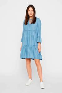PIECES jurk lichtblauw, Lichtblauw