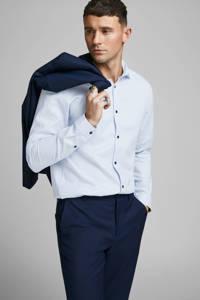 JACK & JONES PREMIUM slim fit overhemd lichtblauw, Lichtblauw