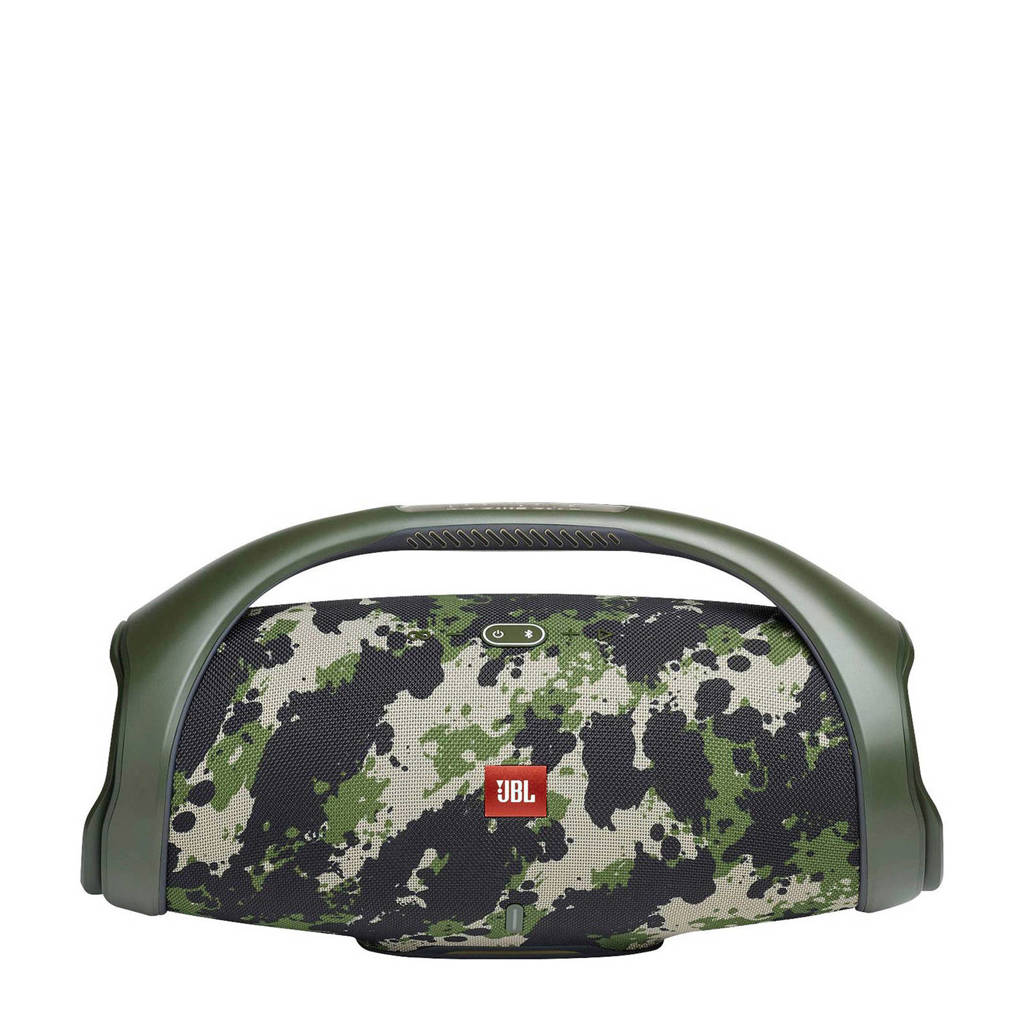 JBL Boombox 2  Bluetooth speaker (camouflage), Camouflage