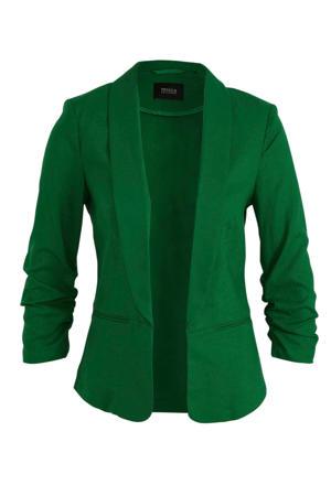 jasje met linnen groen
